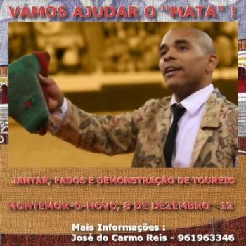 Jantar, Fados e Demonstração de Toureio Em Montemor por Nuno Carvalho