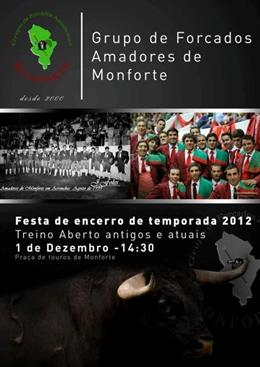 Monforte - Festa de Encerramento de Temporada GFA Monforte