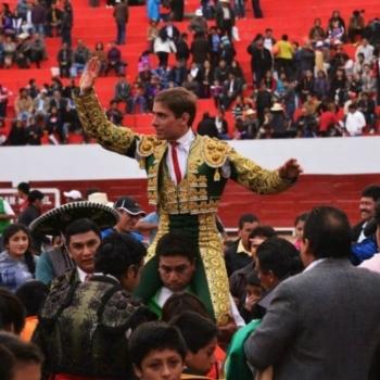 Nuno Casquinha dia 21 de Janeiro em Cajamarca