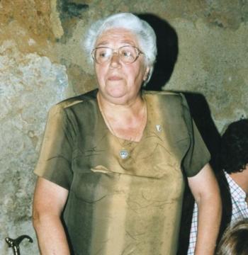 Faleceu Maria Victória Lourenço Lopes, Madrinha dos Amadores de Vila Franca