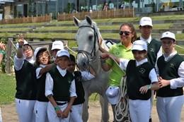 Equitação Terapeutica e Adaptada na PET FIL