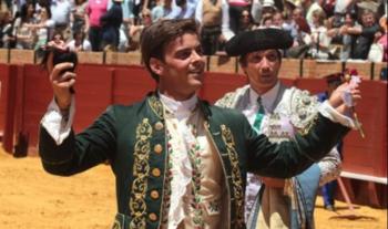 Depois da orelha de Sevilha, Francisco Palha no Falar de Toiros