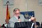 Homenagem èm Madrid à Câmara Municipal de Vila Franca de Xira e ao Clube Taurino Vilafranquense