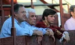 Toiros e Tauromaquia apoderam Mateus Prieto