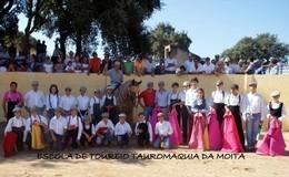 Escola de Toureio da Moita de Parabéns