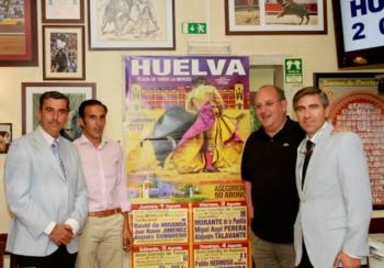 Feira de Huelva Apresentada na Casa das Enguias