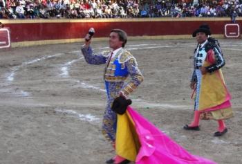 Nuno Casquinha triunfa em Chalhuanca (Peru)