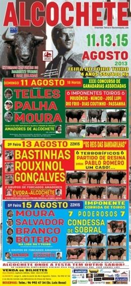 Vídeo Promocional da Feira de Alcochete 2013