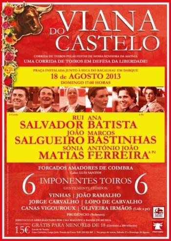A Corrida da Liberdade, a 18 de Agosto em Viana do Castelo