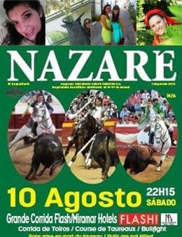 Vencedores dos Bilhetes para hoje na Nazaré