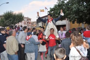 Paulo Jorge Santos considerado o Triunfador da feira de Cuellar