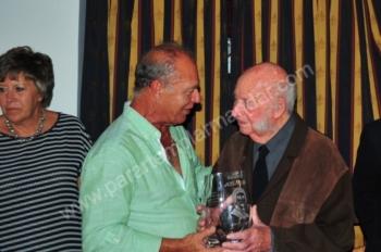Mestre David recebeu o Galardão José Falcão