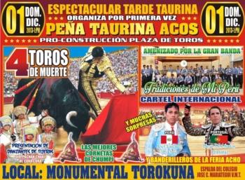 Diogo dos Santos dia 1 de Novembro em Torokuna (Peru)