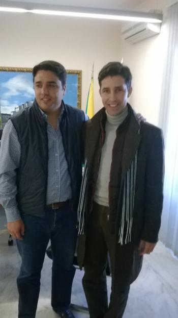 Alcalde de Olivença quer Pedrito de Portugal em Olivença