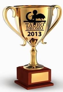 Entrega dos troféus Taurodromo.com 2013 será às 22h30m em Mourão 1-Fevereiro