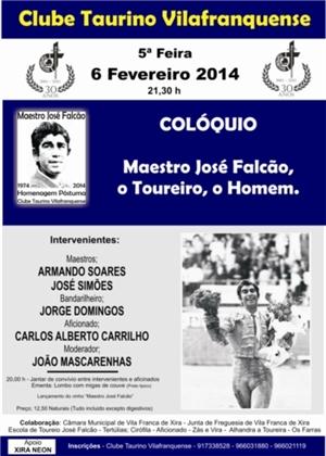 Maestro José Falcão, o Toureiro, o Homem