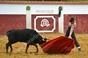 Alcalde e Cuqui na ganadaria Pinto Barreiros