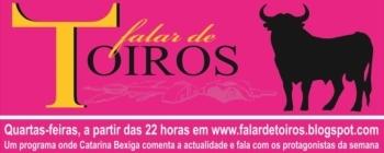 Falar de Toiros: Vasco Durão e as suas praças...