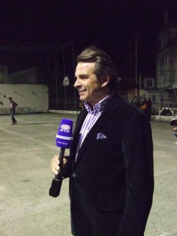 Joaquim Bastinhas na RTP