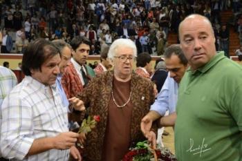 Grupo de Vila Franca homenageará a sua saudosa Madrinha, Dnª Maria Victória Lourenço Lopes