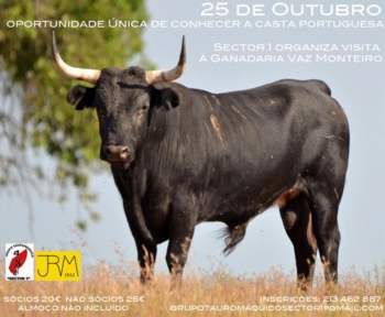Sector 1 promove visita à ganadaria Vaz Monteiro