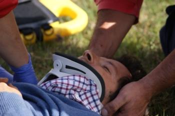 António Maria Brito Paes sofre acidente