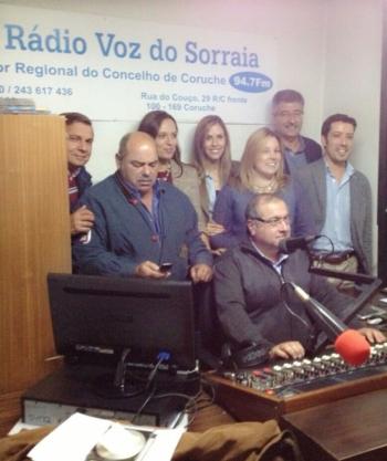 Balanço da Temporada na Rádio Voz do Sorraia