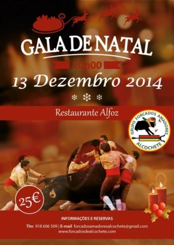 Gala de Natal dos Amadores de Alcochete