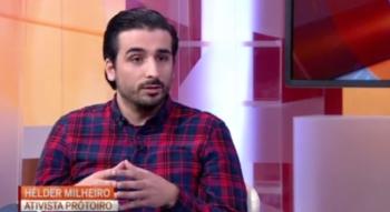 Debate de ontem na CMTV coma presença da PRÓTOIRO