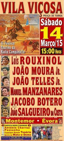 VI Festival Taurino da Rádio Campanário