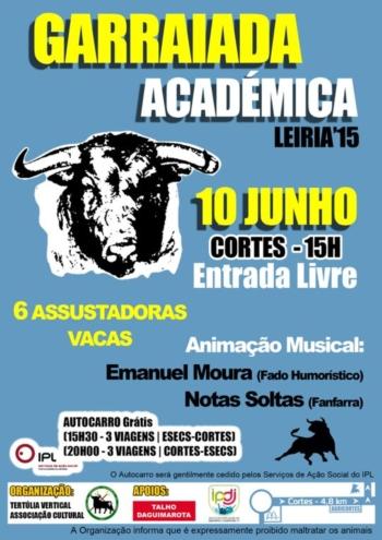 Garraiada Académica de Leiria