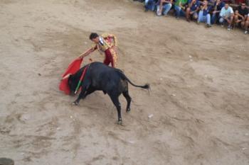 Ivan Abasolo Calvo conquista Troféu Taurino