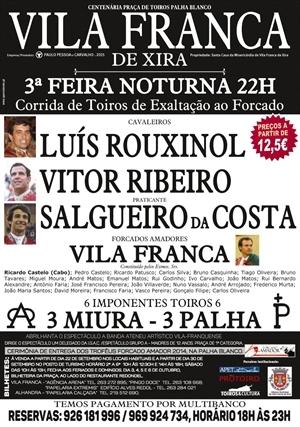 MIURA vs PALHA, hoje em Vila Franca