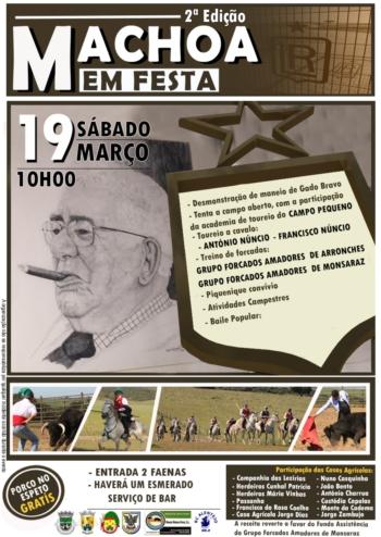 2ª edição do Machoa Em Festa