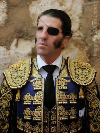 Porta do Príncipe para Juan José Padilla