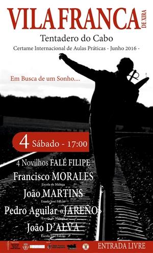 Vila Franca - Certame Internacional de aulas práticas