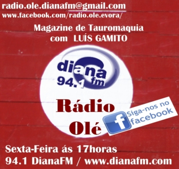 Rui Gato Rodrigues sexta-feira no Rádio Olé