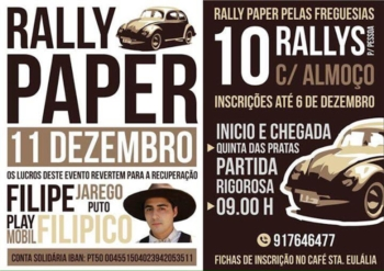 Rally Paper a Favor de