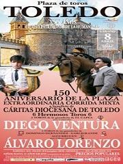 Diego Ventura e Alvaro Lorenzo em Toledo
