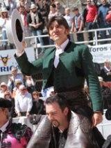 Diego Ventura sai pela Porta Grande