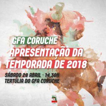 Apresentação da Temporada 2018 - GFACoruche