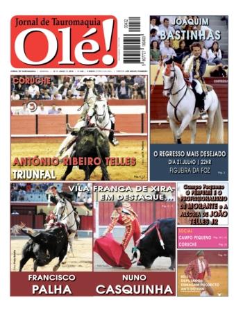 Jornal Olé Nº 432