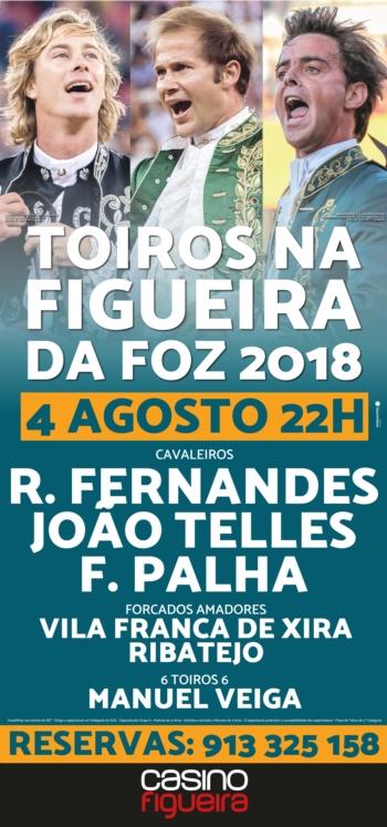 MÁXIMA COMPETIÇÃO - 4 de agosto na FIGUEIRA DA FOZ