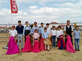 Academia do Campo Pequeno em mais uma demonstração de toureio